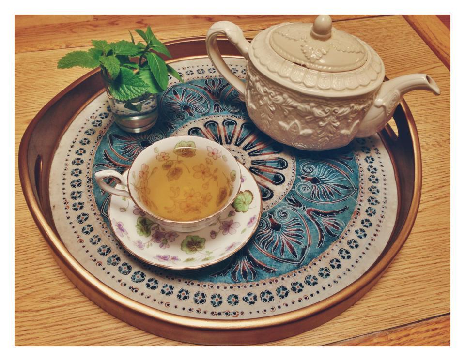 Coaching: A Warm Cup of Tea