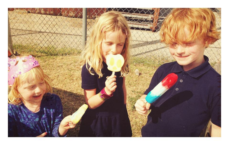 Ice Cream After School