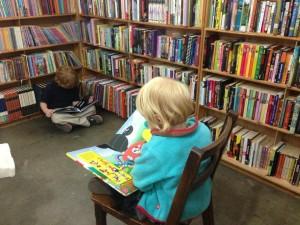 My favorite readers