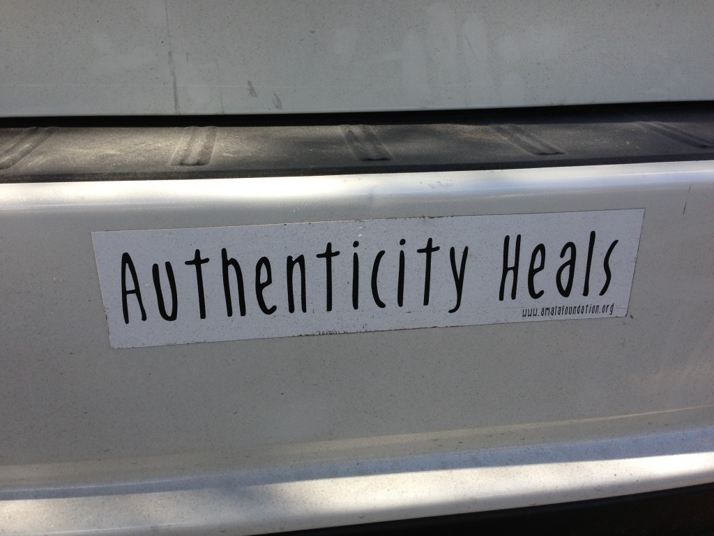 Bumper Sticker Truth