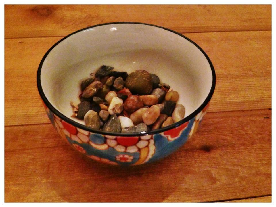 Pebble Meditation